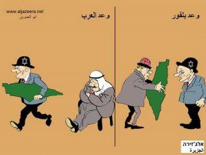 איך מעצבים תודעת ניצחון בעזרת קריקטורות ערביות