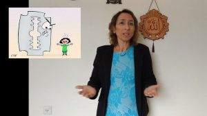 וידאו בלוג בנושא מילת נשים - ראשון בסדרה - עידית בר