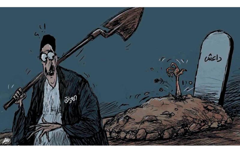 ארגון דאעש תוקף בעיראק ומנצל את משבר הקורונה ואת הוואקום המדיני