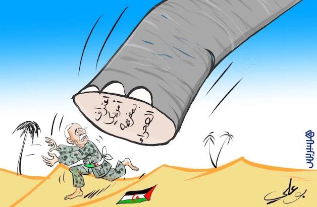 """הכרת ארה""""ב בריבונות המרוקאית על הסהרה המערבית"""