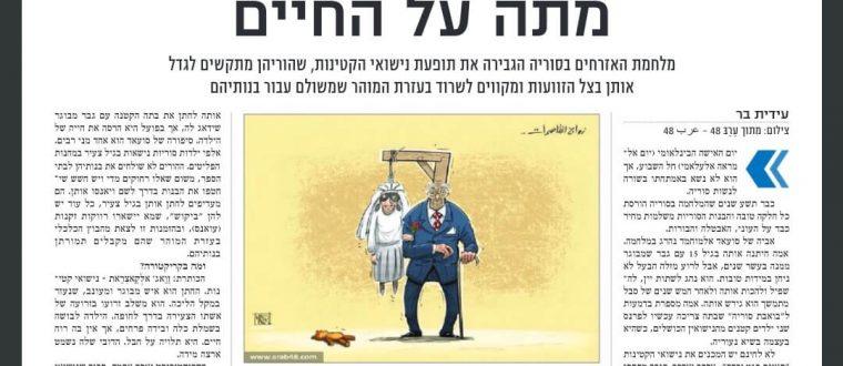 אשנב לעולם הערבי- מודיעין ניוז 12-3-2020