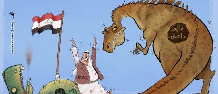 """דאע""""ש – תום עידן הדינוזאורים?"""